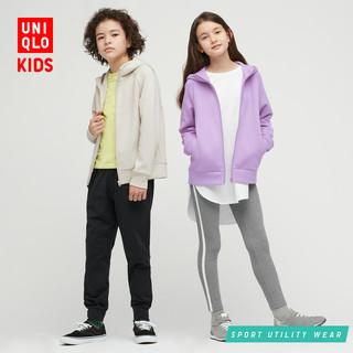 UNIQLO 优衣库 儿童连帽拉链外套