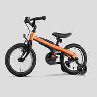 Ninebot 九号 经典款 儿童自行车 14寸 热力橙