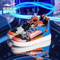 ERKE 鸿星尔克 鸿星尔克运动鞋男2020秋季新款滑板鞋复古休闲鞋