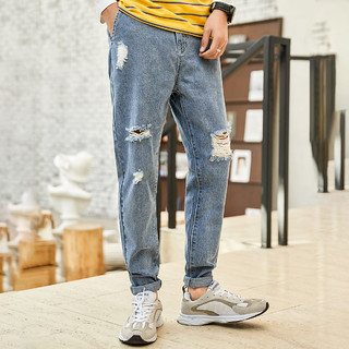 EPTISON 衣品天成 9MU017 男士牛仔裤