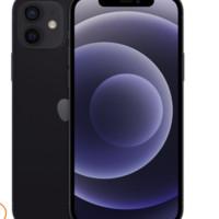 Apple 苹果 iPhone 12 5G智能手机 128GB 黑色