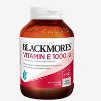 黑卡会员:BLACKMORES 澳佳宝  维生素E胶囊 100粒