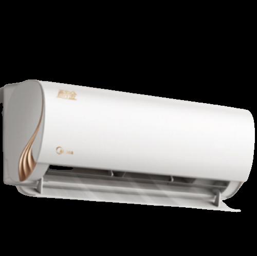 Midea 美的 一级能效 壁挂式空调 大1匹 极地白