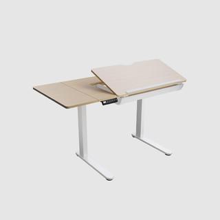 Loctek 乐歌 翻板式电动升降桌