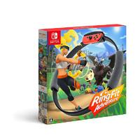 Nintendo 任天堂 【值得买专享】【日本直购】Switch健身环大冒险普拉提圈 日版 掌上游戏机