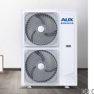 AUX 奥克斯 DLR-H224W5(C1)一拖七 中央空调 8匹
