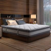 15日0点:CHEERS 芝华仕 D026 独立弹簧乳胶床垫 经典款 1.5/1.8m