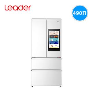 Leader 统帅 BCD-490WLDPSU1 490升智能冰箱