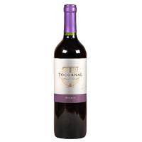 Cono Sur 柯诺苏西拉 多娜美乐/梅洛干红葡萄酒 750ml