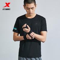XTEP 特步 880229010107 男款运动短袖T恤