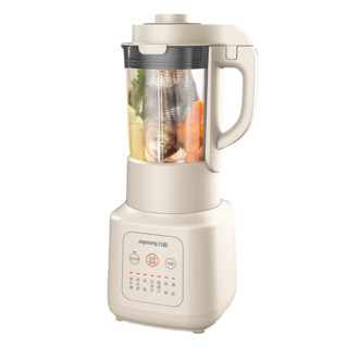 Joyoung 九阳 破壁机加热破壁料理机婴儿辅食多功能豆浆机榨汁机L18-P631 米白