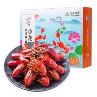 直播专享: 荷花村   麻辣味小龙虾 4-6钱/750g