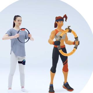 Nintendo 任天堂 Switch主机游戏《健身环大冒险》国行