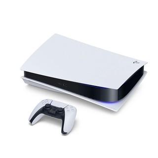 SONY 索尼 PlayStation 5 PS5光驱版 游戏主机 白色 日版