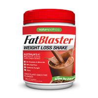 黑卡会员 : Fatblaster 巧克力味奶昔 430g