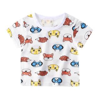 拥抱熊 儿童短袖t恤纯棉 多款可选