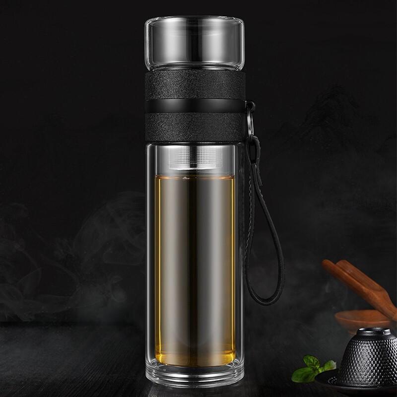 moosen 慕馨 茶水分离杯 450ml