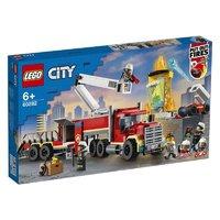 百亿补贴:LEGO 乐高 城市系列 60282 消防移动指挥车