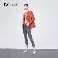LILY 丽丽 120329G5903501 女士牛仔裤