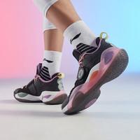 LI-NING 李宁 韦德男款篮球鞋男鞋子男ABAQ069低帮专业比赛鞋运动鞋畅销