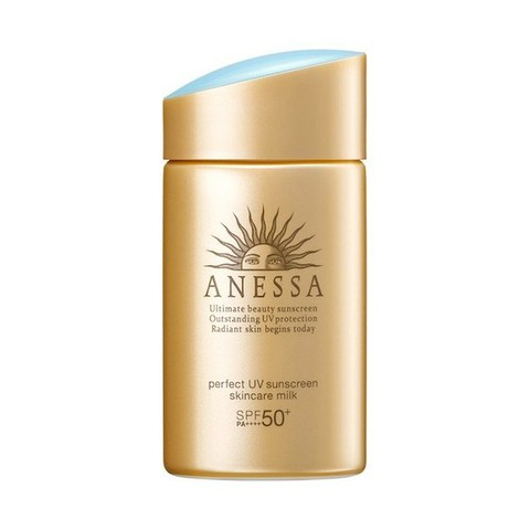 ANESSA 安热沙 金瓶防晒霜 2020年版 60ml SPF50+ PA++++
