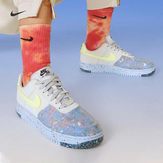 NIKE 耐克  AIR FORCE 1 CRATER 女子运动鞋