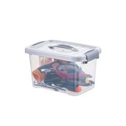 星优 收纳箱塑料特大号衣服加厚有盖整理箱家用玩具储物车载杂物箱