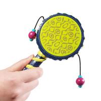 Bile 比乐 比乐B.Toys拨浪鼓玩具婴幼音乐蒙玩具拨浪鼓
