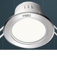 NVC Lighting 雷士照明 豪华三色款 LED嵌入式三色筒灯 4W