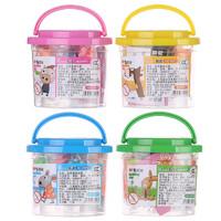 M&G 晨光 AKE04001 桶装彩泥 9色