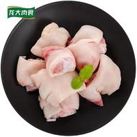 限地区:LONG DA 龙大 肉食 猪蹄块 500g