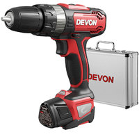DEVON 大有  5230 多功能锂电手电钻 铝盒高配款