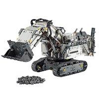 LEGO 樂高 LEGO樂高積木 機械組42100利勃海爾R9800挖掘機模型