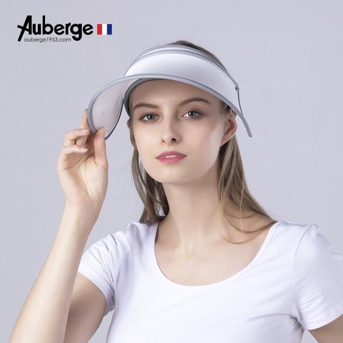 Auberge /艾比 遮阳帽362M白色