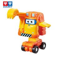 AULDEY 奥迪双钻 奥迪双钻(AULDEY)超级飞侠益智玩具迷你变形机器人-朗朗 男孩女孩玩具生日礼物 730013
