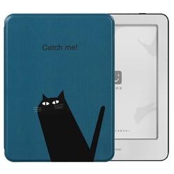 MI 小米 XMDKDZS01MA 多看电纸书 6英寸电子阅读器 16GB 深灰色 猫咪套装