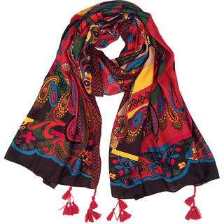 艾尤 WM115 女士围巾