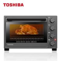 TOSHIBA 东芝  D132A1  电烤箱 机械式 32L