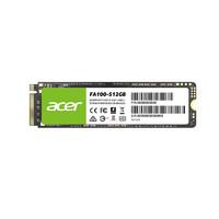 20日0点:acer 宏碁 FA100系列 512GB SSD固态硬盘 M.2接口