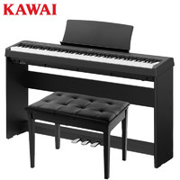 KAWAI 电钢琴ES110黑 88键重锤