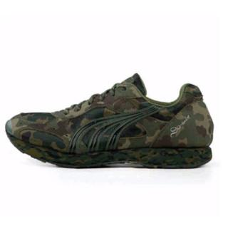 Do-win 多威 中性跑鞋 A2711A 迷彩绿 47
