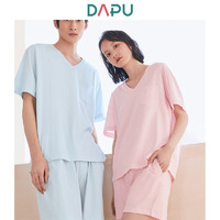 DAPU 大朴 AF2F12103 情侣凉感睡衣套装