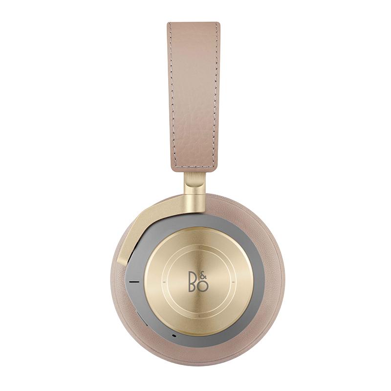 B&O PLAY H9 无线蓝牙降噪头戴式包耳手机耳机游戏耳机 触控操作 bo耳机 浅陶色舒适版 张艺兴代言