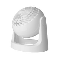 IRIS 爱丽思 日本爱丽思空气循环扇小型家用电风扇桌面小台式扇宿舍涡轮对流扇