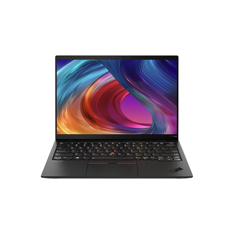 ThinkPad 思考本 X1 Nano 13英寸 轻薄本 黑色(酷睿i5-1130G7、核芯显卡、16GB、512GB SSD、2K、LED、60Hz)