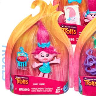 Hasbro 孩之宝 魔发精灵 收藏系列 B7346AW00 波比