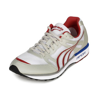 Do-win 多威 中性跑鞋 MR3709A 白/红 43
