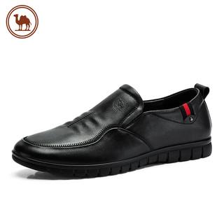 CAMEL 骆驼 W932247590 男士休闲皮鞋