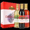 西班牙原瓶进口红酒欧洲同款联合酒业 BERBERANA贝拉那飞龙葡萄酒 750ml*3缤纷礼盒装