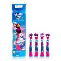 Oral-B 欧乐-B 欧乐B 儿童电动牙刷刷头 4支装 EB10-4